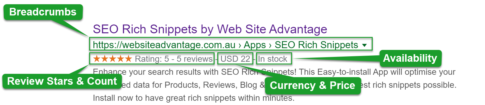 How To Get Rich Snippets In BigCommerce